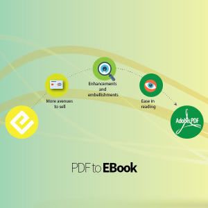 PDF to EBook Conversion Services