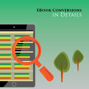 EBook Conversions in Deatail