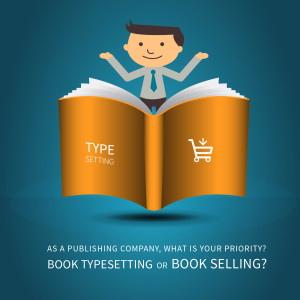 Book Typesetting Or Book Selling
