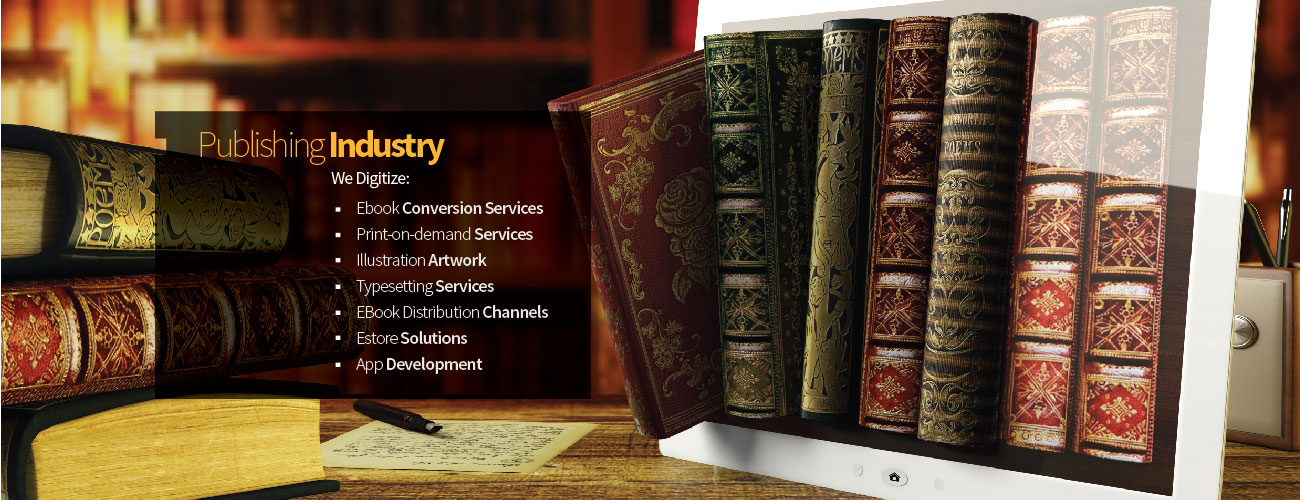 Publishing Services and Conversion