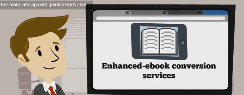 How to make Enhanced Ebooks