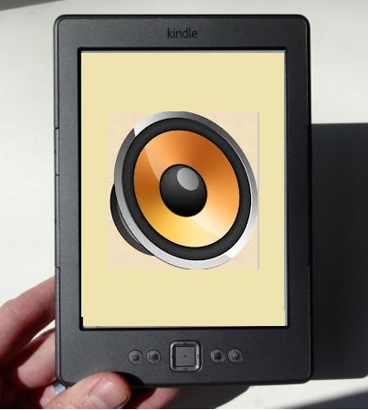 Kindle Audio ebooks