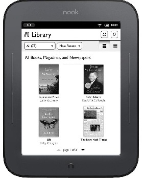 What is a Nook?