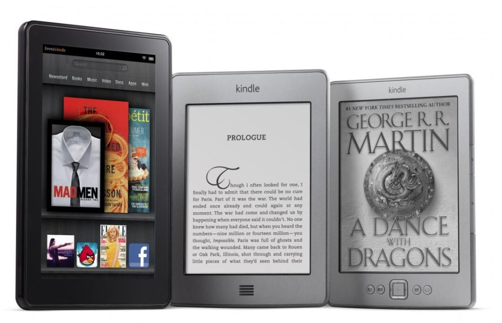 Amazon Kindle Devices