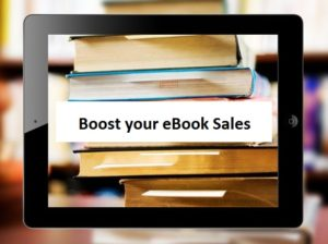 how to boost your ebook sales