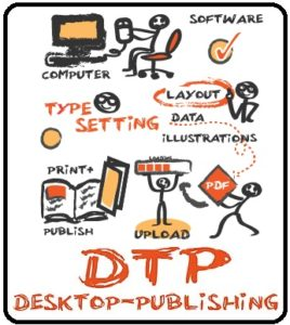 What does desktop publishing mean?