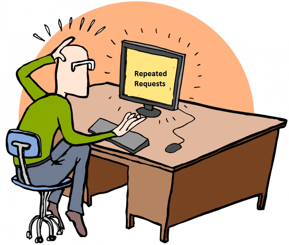 Don't Send Repeated Requests To The Same Reviewer