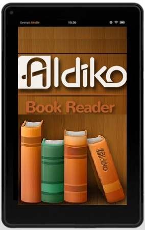 Installing Aldiko App On Kindle Devices