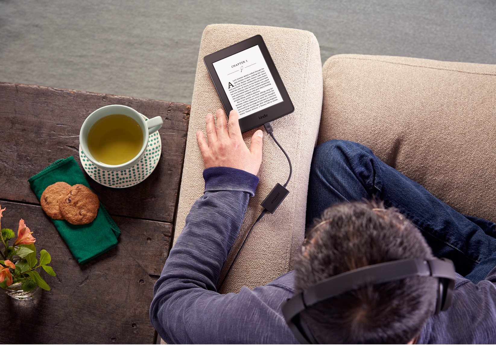 Kindle Devices And Audio Mp3 Files