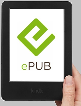 Reading ePub files in Kindle Devices and Applications