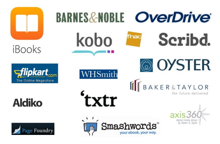 eBook Distributors