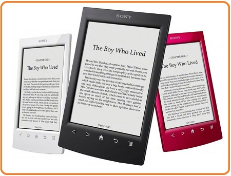 Sony Readers