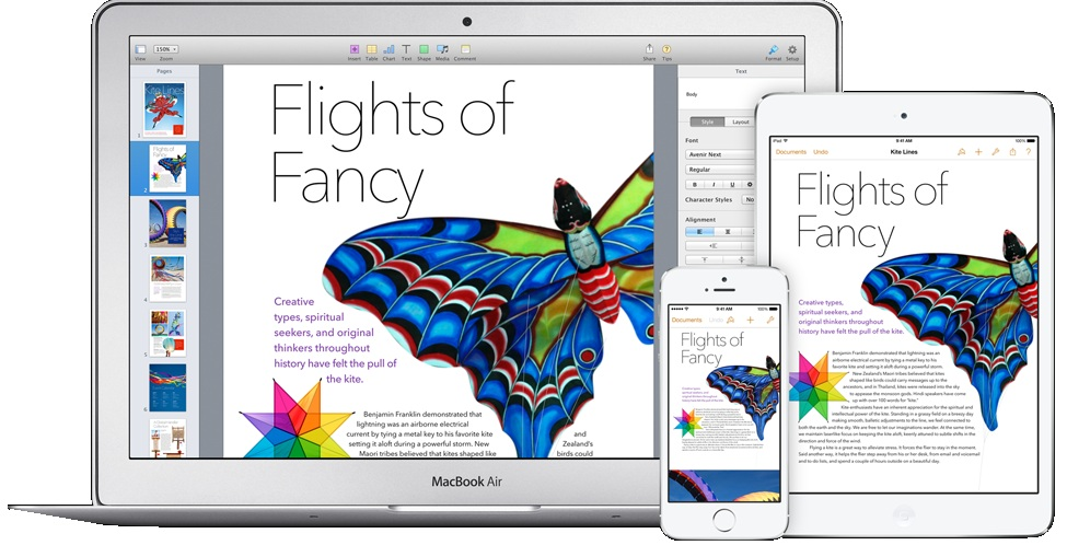 What Is Apple Pages Application: