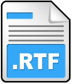 What is A Rich Text Format (RTF) File In Present Age