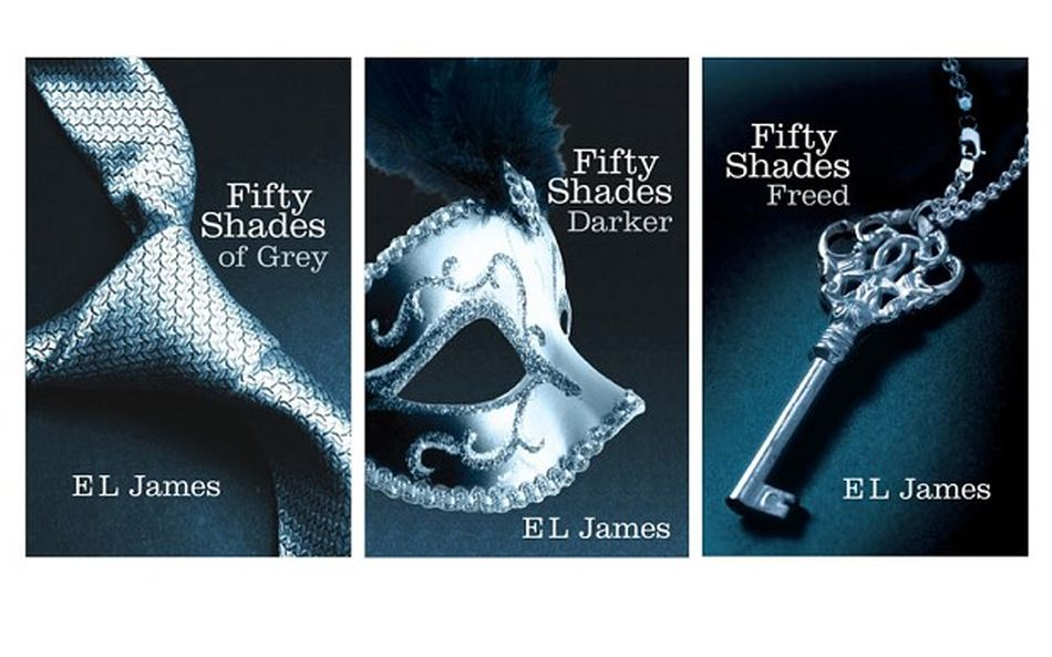 Fifty Shades Book