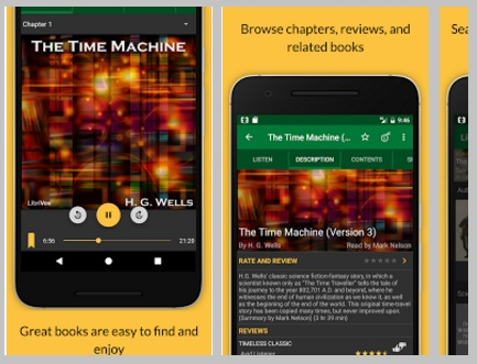 How To Download Books On LibriVox App