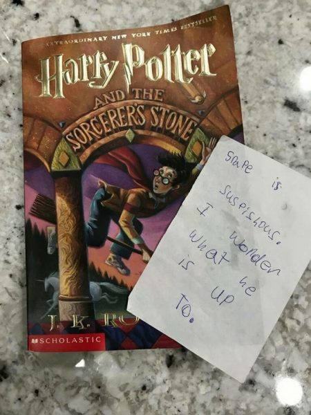 Notes - Harry Potter